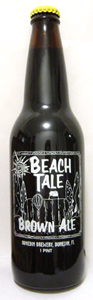 Beach Tale Brown Ale