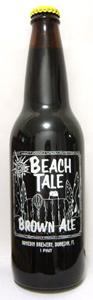 Beach Tale Brown Ale