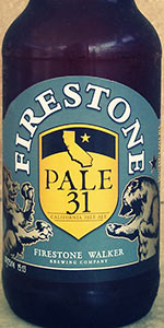 Pale 31 California Pale Ale