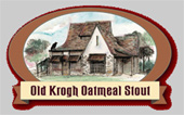 Old Krogh Oatmeal Stout
