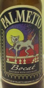 Palmetto Bocat Chocolate Bock