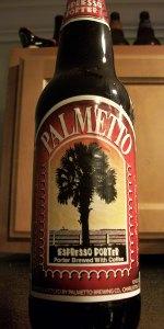 Palmetto Espresso Porter