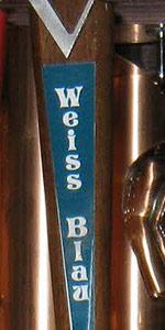 Weiss-Blau Weissbier