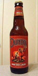 Dundee Irish Red Lager