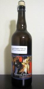 De Proef Flemish Primitive Wild Ale - 2008 Special Vintage Reserve