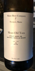 Mean Old Tom
