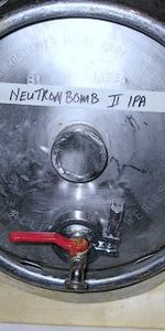 Great Lakes Neutron Bomb Double IPA