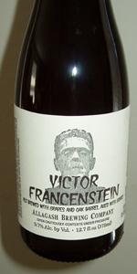 Allagash Victor Francenstein