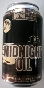 Midnight Oil Stout
