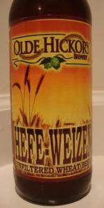 Hefe-Weizen
