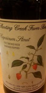Capsicum Stout