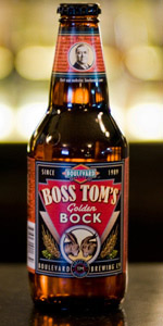 Boss Tom's Golden Bock