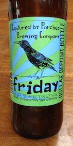 Friday Rye Ale