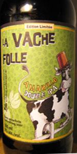La Vache Folle Double IPA - Amarillo