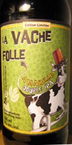 La Vache Folle Double IPA - Amarillo