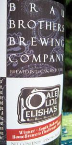 Elisha's Olde Ale