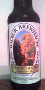Wilbur Brewhause Country Mellow Beer