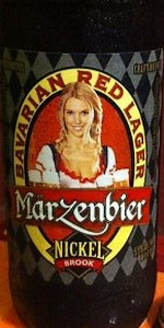 Nickel Brook Märzenbier