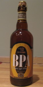 Ommegang BPA (Belgian-style Pale Ale)