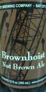 Brownhoist Nut Brown Ale