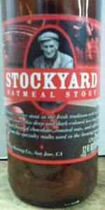 Trader Joe's Stockyard Oatmeal Stout
