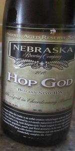 Hop God - Reserve Series Aged In French Oak Chardonnay Barrels