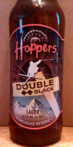 Double Black Lager