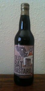 Barrel Aged Old Bat Rastard