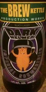 Dark Helmet Imperial Sschwarzbier