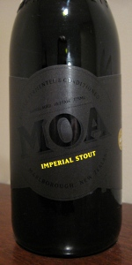 Imperial Stout Barrel Reserve