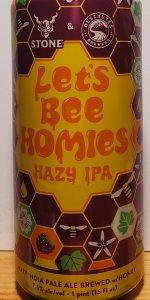Let's Bee Homies