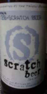 Scratch Beer 28 - 2010 (Troggen Roggen)