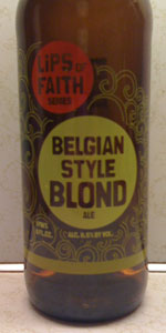 Lips Of Faith - Belgian Style Blond Ale