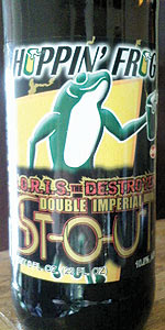 D.O.R.I.S. The Destroyer Double Imperial Stout