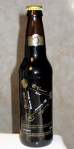 21st Amendment / Firestone Walker / Stone El Camino (Un)Real Black Ale