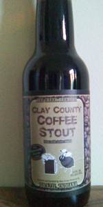 Clay County Coffee Stout