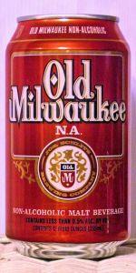 Old Milwaukee Non Alcoholic
