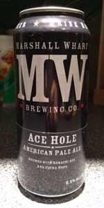 Ace Hole Pale Ale
