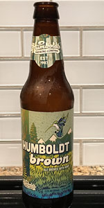 Humboldt Brown (Hemp Ale)
