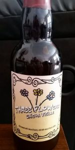 Three Flower Saison
