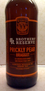 Prickly Pear Braggot (Brothers' Reserve Series)
