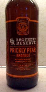 Prickly Pear Braggot (Brothers' Reserve Series)