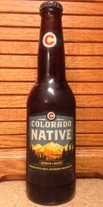 Colorado Native Amber Lager