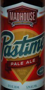 Pastime Pale Ale