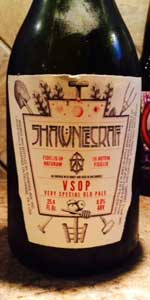 V.S.O.P. Very Special Old Pale