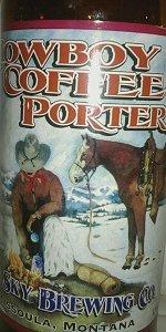 Cowboy Coffee Porter