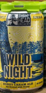 Wild Night Honey Cream Ale