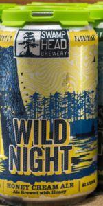 Wild Night Honey Cream Ale