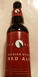 Belgian Red Ale