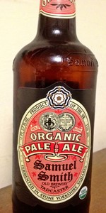 Samuel Smith's Old Brewery Pale Ale (Organic)